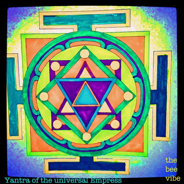 YANTRA of the Universal Empress